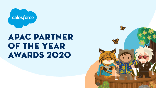 Celebrating Partners and Customers Together: Asia Winners for APAC Partner of the Year Awards 2020