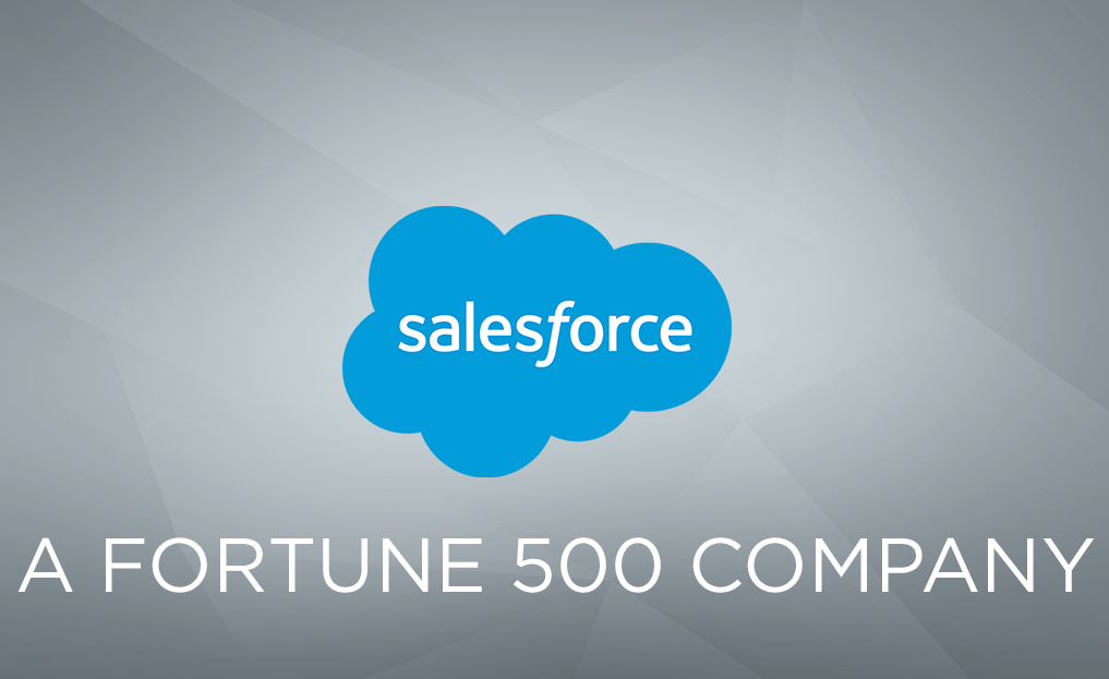 Salesforce Debuts on Fortune 500 List