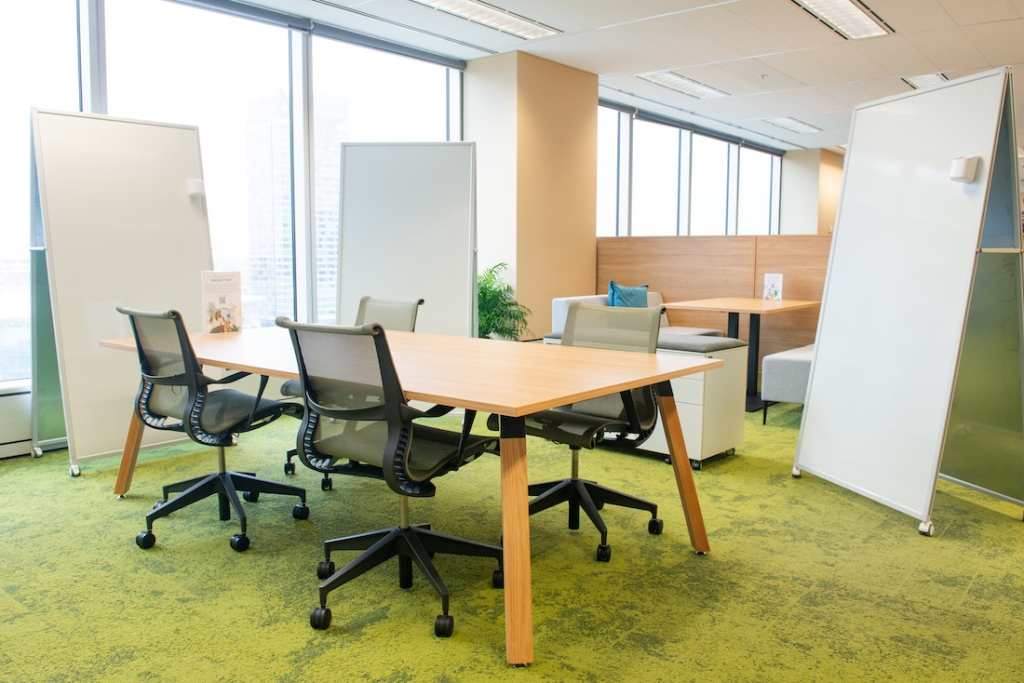 Project Bay studio collaboration spaces in Sydney offices